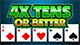 Video Poker Tens Or Better