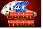 4x joker vegas poker