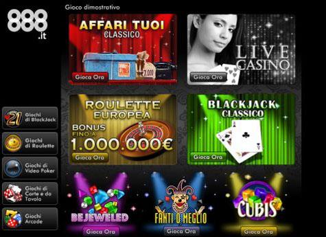 casino 888 roleta