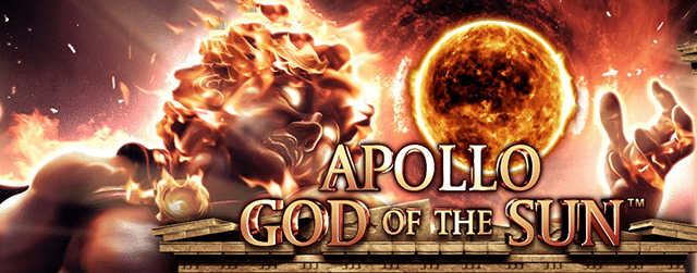 slot gratis apollo god of the sun