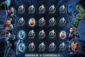 bonus slot the avengers