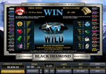 tabella pagamenti slot black diamond