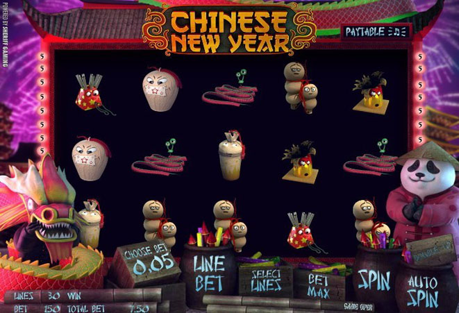 slot chinese new year
