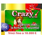 gratta e vinci crazy 7