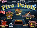 slot five points