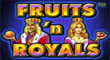 fruits'n royals online