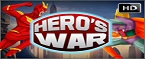 slot gratis hero's war