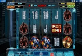 interfaccia slot iron man 3