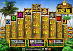 tabella pagamenti slot jungle bucks