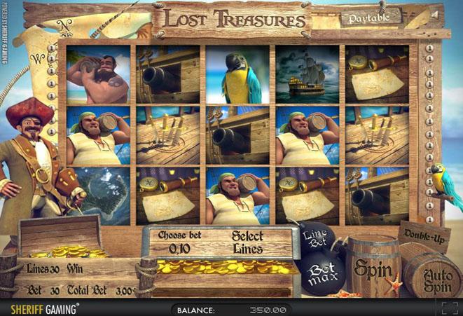Giochi casino gratis slot 3d