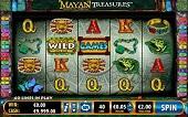 slot gratis mayan treasures