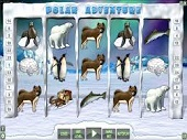 griglia slot polar adventure