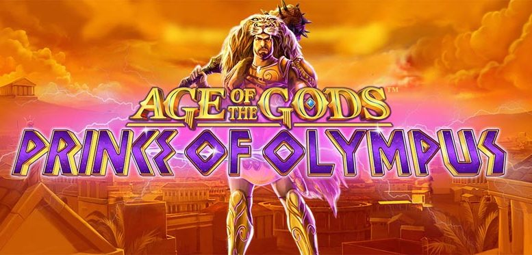 slot age of the gods prince of olympus gratis