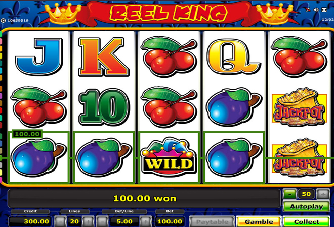 swiss casino online reel king