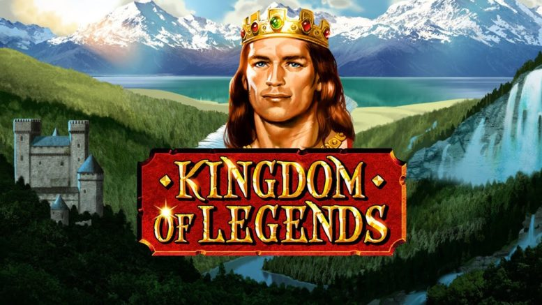 slot gratis kingdom of legends