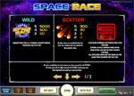 slot machine gratis space race