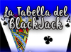 tabella blackjack