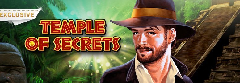 slot gratis emple of secrets