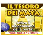 gratta e vinci il tesoro dei maya