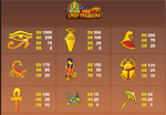 tabella pagamenti slot the lost treasure