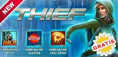 slot machine thief gratis