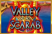 slot machine valley of the scarab
